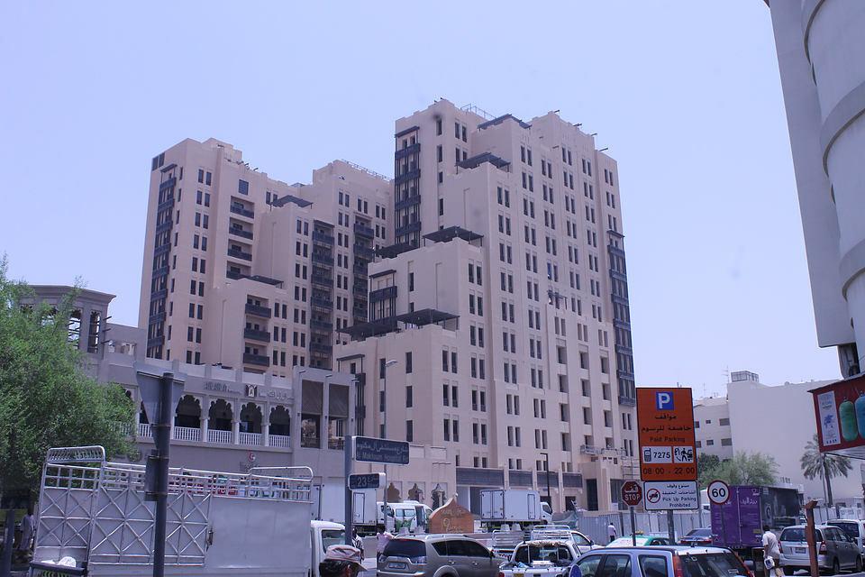 Residential Tower, Dubai