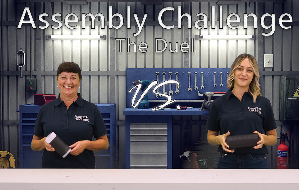 Assembly Challenge